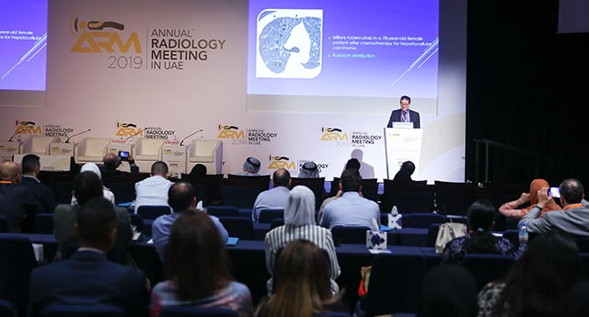 radiologist conference